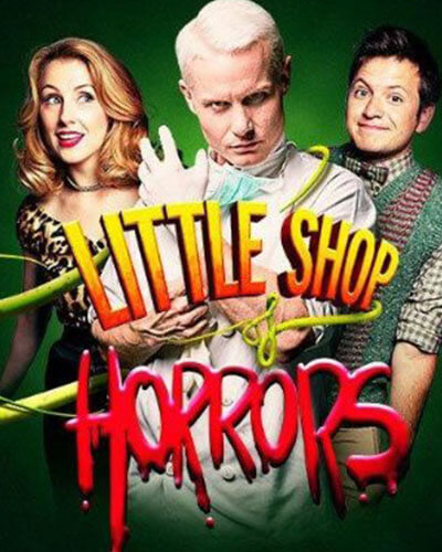 Little Shop of Horrors theatre producer england investment